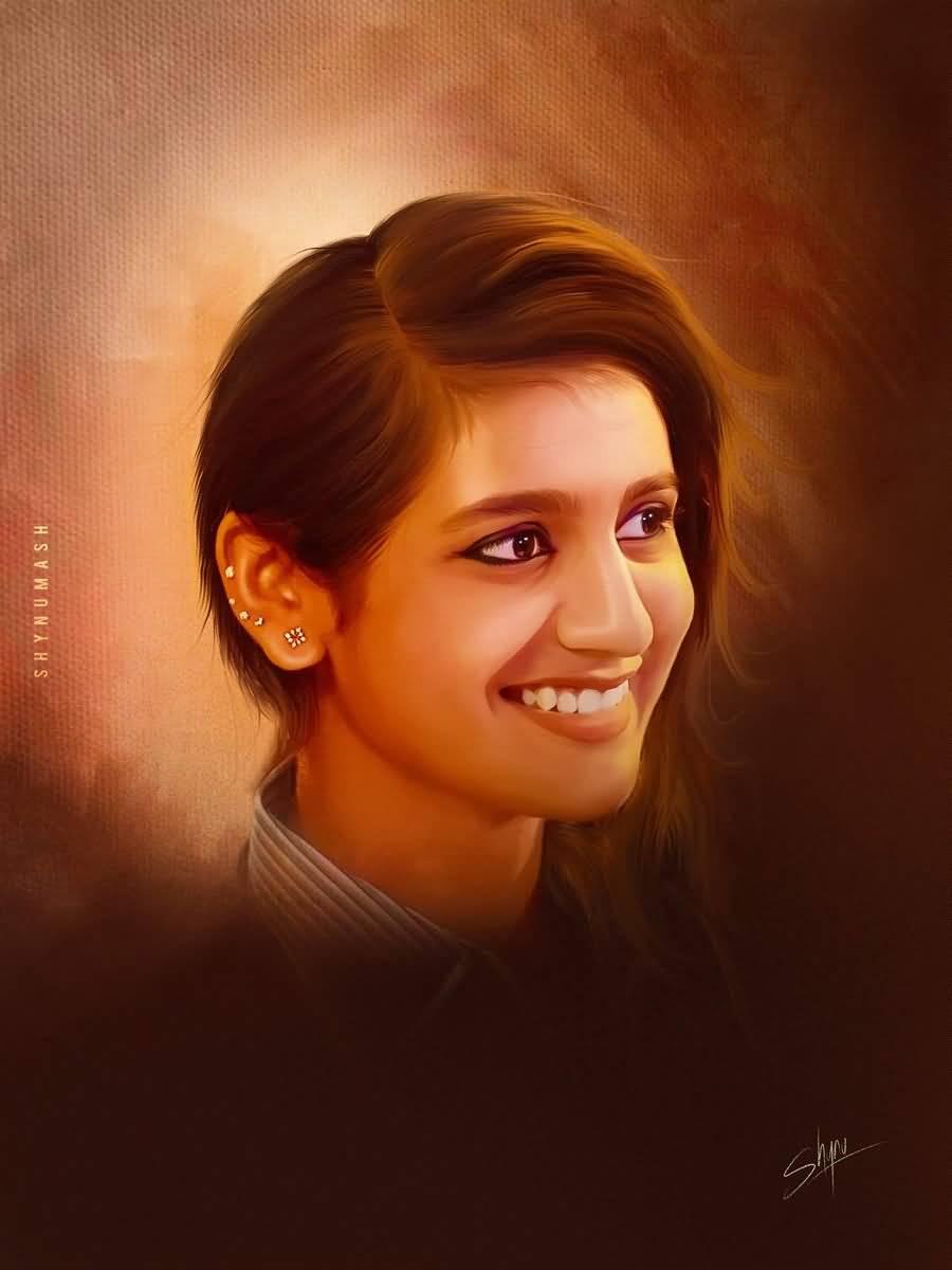 Priya Prakash Varrier HD Wallpaper Image 18