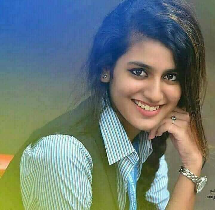 Priya Prakash Varrier HD Wallpaper Image 29