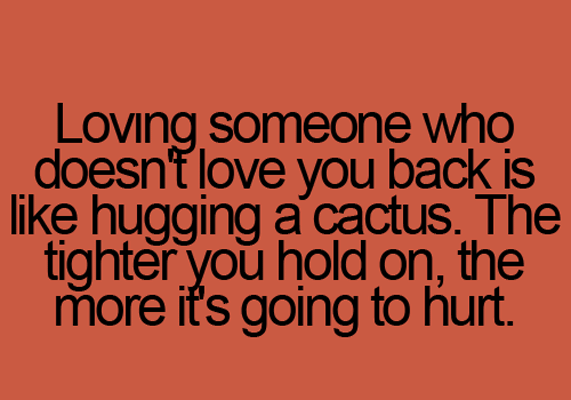 Quotes About Loving Someone Who Doesn't Love You 18