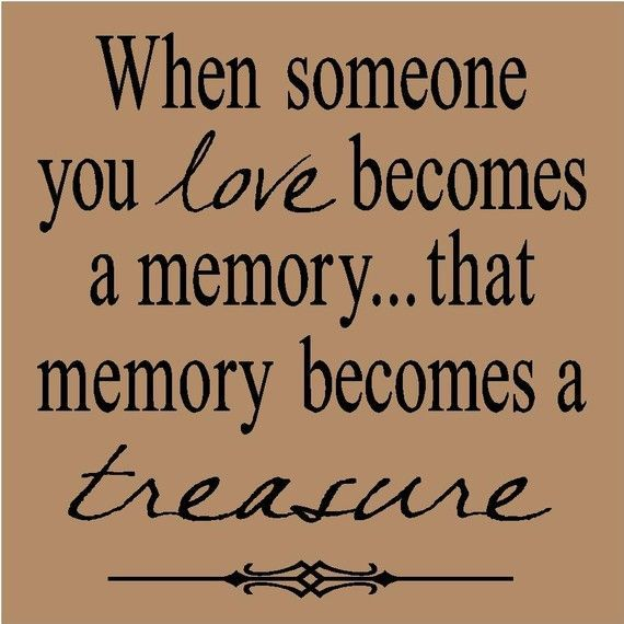 Quotes About Memories And Love 03