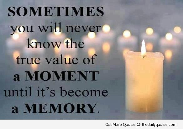 Quotes About Memories And Love 04