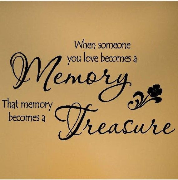 Quotes About Memories And Love 09