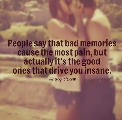 Quotes About Memories And Love 13