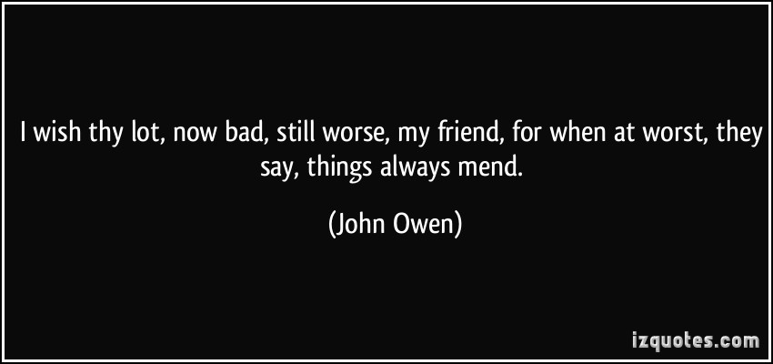 Quotes About Mending Friendships 05