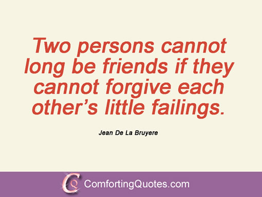 Quotes About Mending Friendships 08