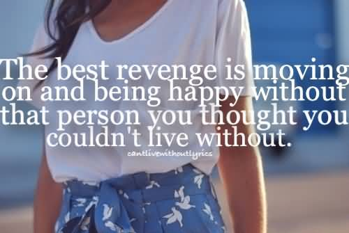 Quotes About Moving On And Being Happy 12