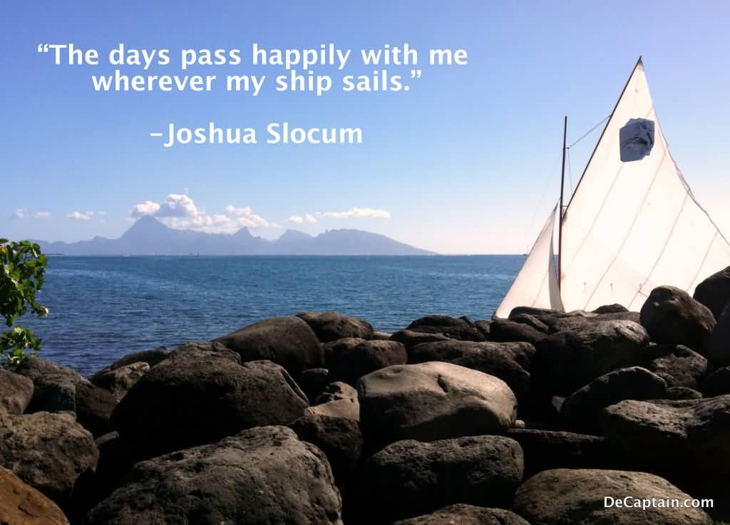 Quotes About Sailing And Life 01