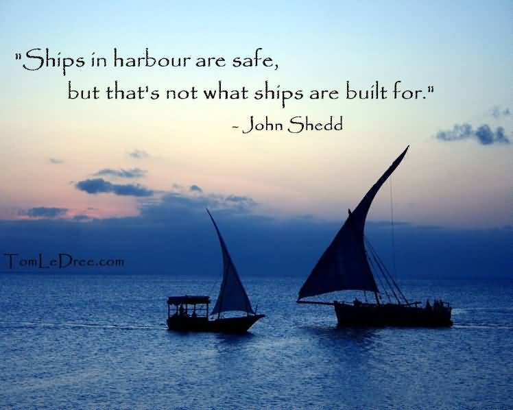 Quotes About Sailing And Life 11