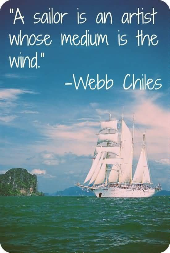Quotes About Sailing And Life 17