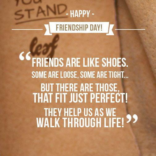 Quotes About Shoes And Friendship 13 | QuotesBae