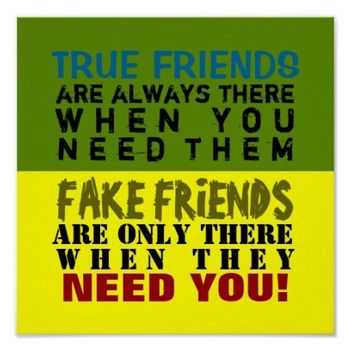 Quotes About True Friendship And Fake Friends 05