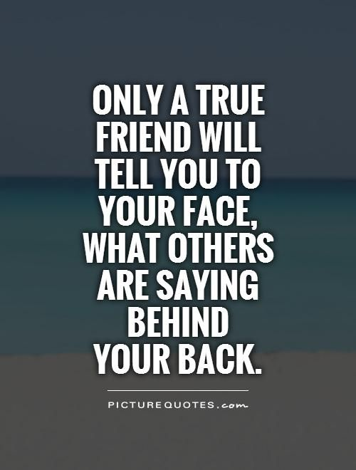 Quotes About True Friendship And Fake Friends 06