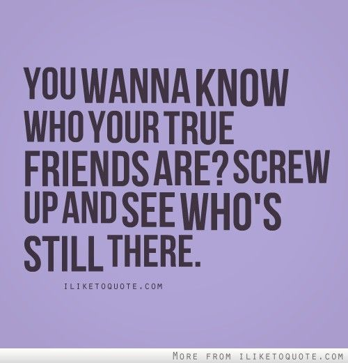 Quotes About True Friendship And Loyalty 12