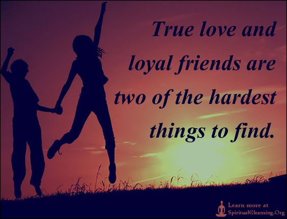 Quotes About True Friendship And Loyalty 20