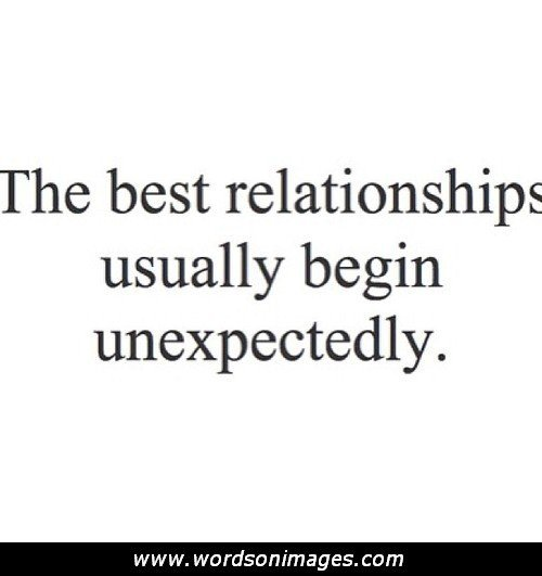 Quotes About Unexpected Friendship 01