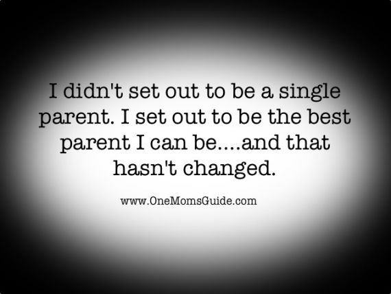 Single Dad Quotes And Sayings Meme Image 10