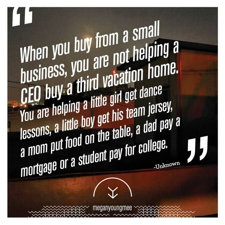 25 Small Business Quotes Sayings And Pictures Quotesbae