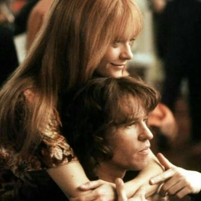 Some Rare Pictures Of Jim Morrison with Girlfriend Pamela Courson 20