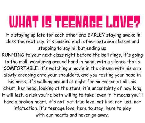 Teenage Relationship Quotes Meme Image 15