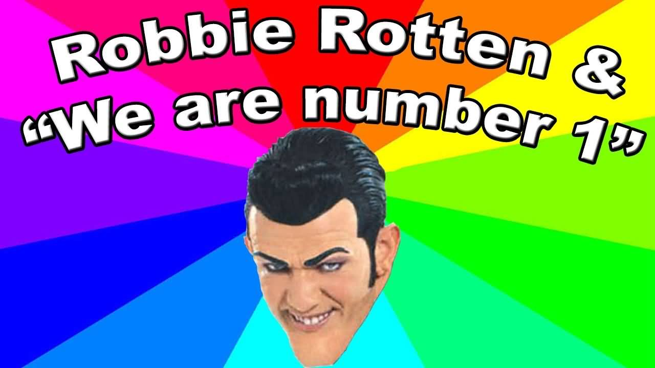 We Are Number One Meme Funny Image Photo Joke 04