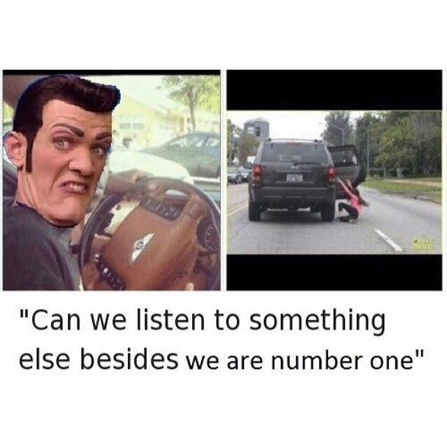 We Are Number One Meme Funny Image Photo Joke 09
