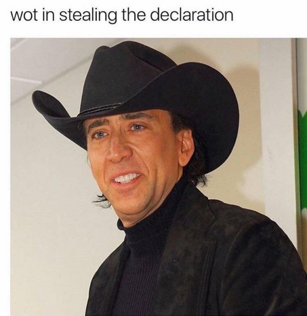 What In Tarnation Meme Funny Image Photo Joke 11