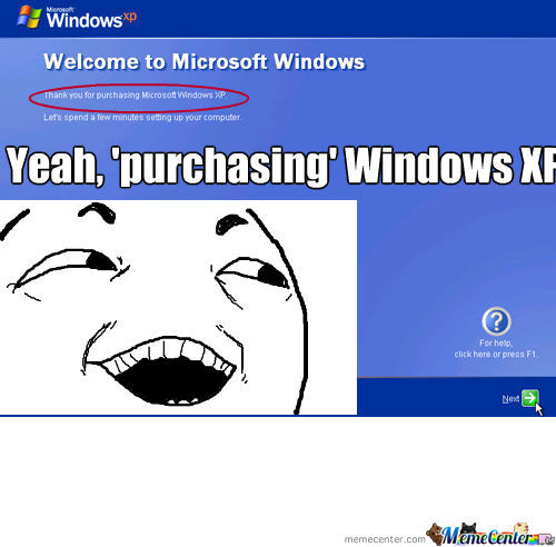 Windows Xp Meme Image Joke 03