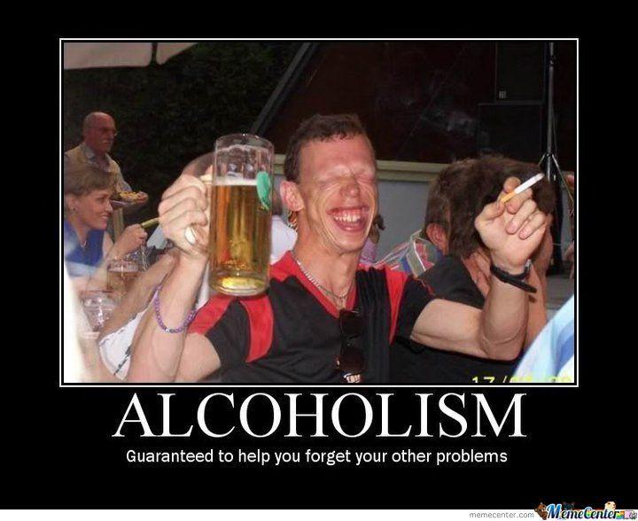 Alcohol Meme Funny Image Photo Joke 03