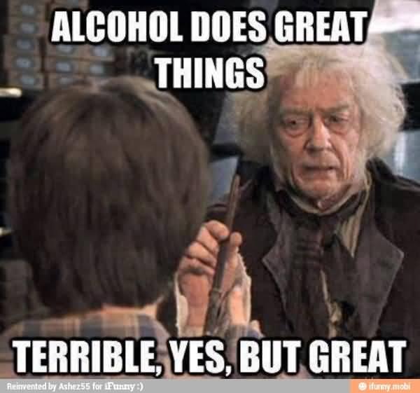 Alcohol Meme Funny Image Photo Joke 09