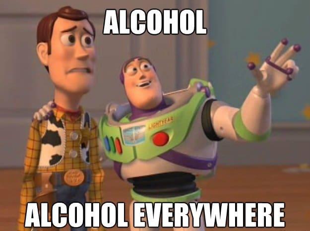 Alcohol Meme Funny Image Photo Joke 21