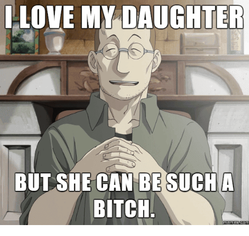 Daughter Meme Funny Image Photo Joke 15