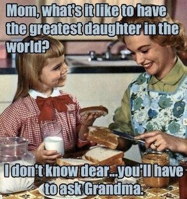 Daughter Meme Funny Image Photo Joke 16