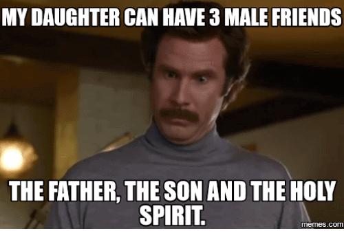 Daughter Meme Funny Image Photo Joke 21
