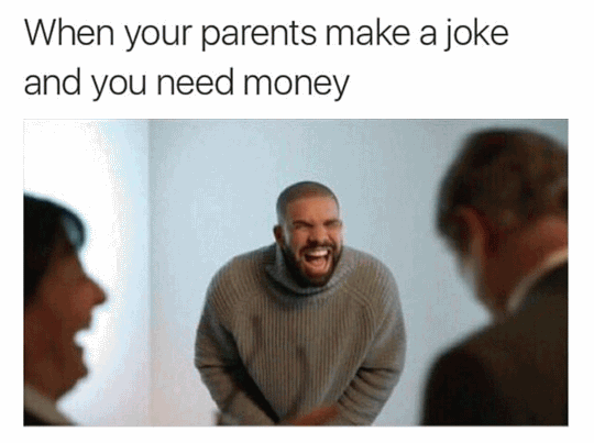 Parents Meme Funny Image Photo Joke 03