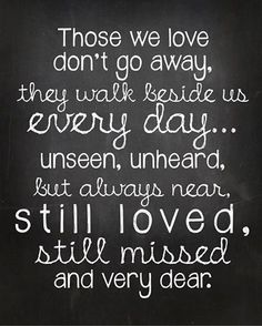 Quotes For A Loss Of A Loved One 08