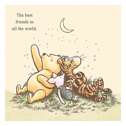 Quotes From Winnie The Pooh About Friendship 08