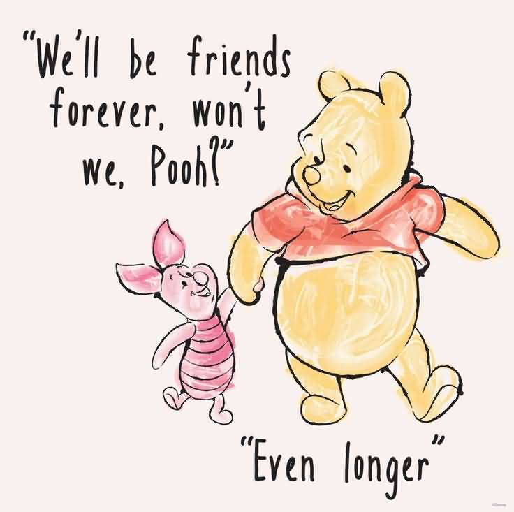 Quotes From Winnie The Pooh About Friendship 11