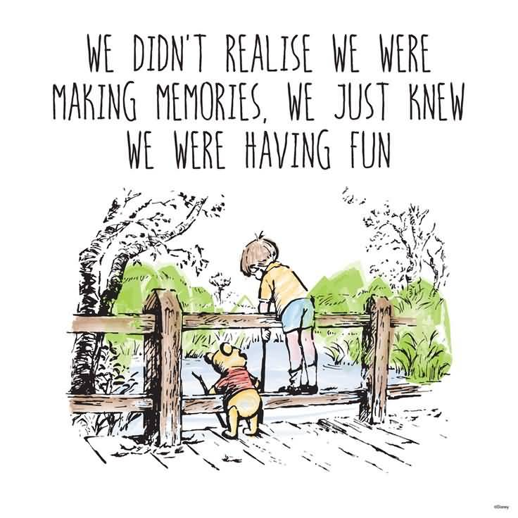 Quotes From Winnie The Pooh About Friendship 13