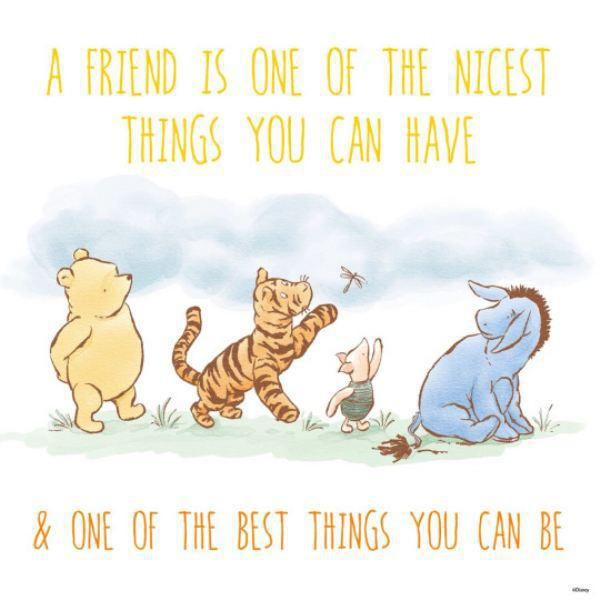 Quotes From Winnie The Pooh About Friendship 19