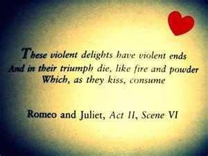 Quotes In Romeo And Juliet About Love 11