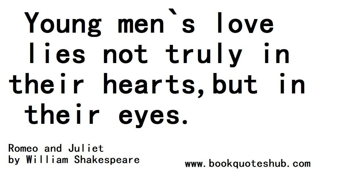 Quotes In Romeo And Juliet About Love 19