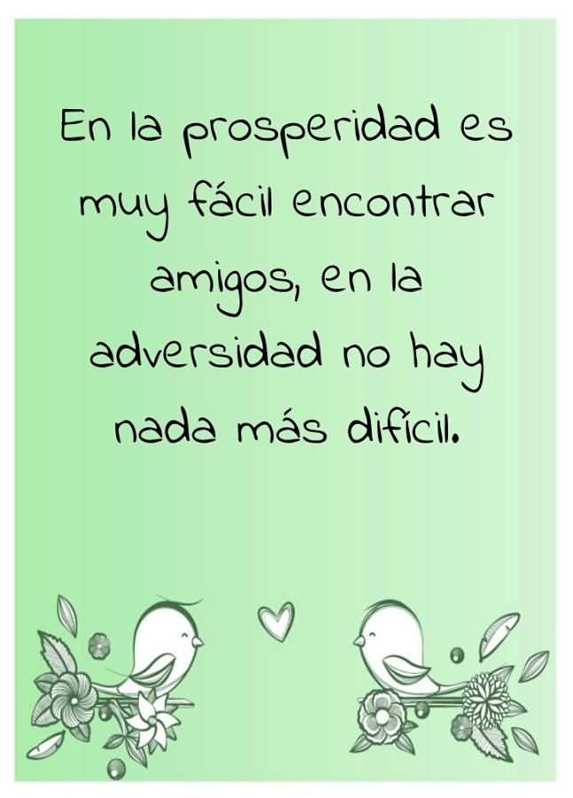 Quotes In Spanish About Friendship 05