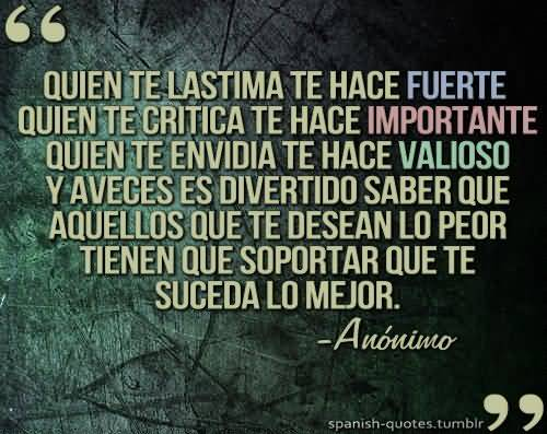 Quotes In Spanish About Friendship 11