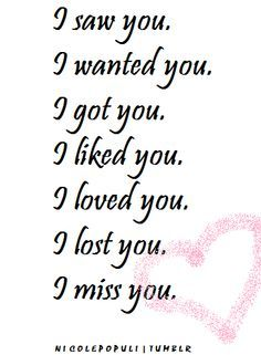 Quotes Of Lost Love 06