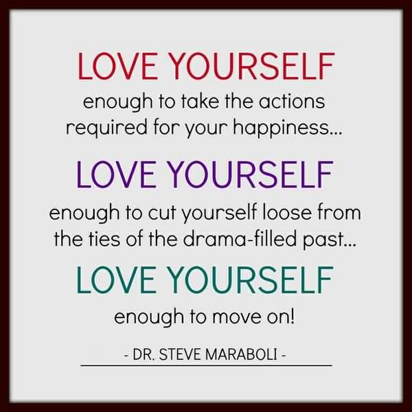 Quotes Of Loving Yourself 02