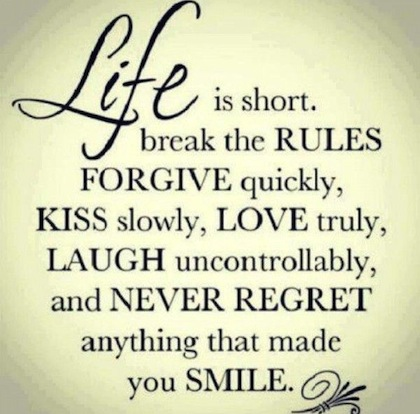 Quotes On How To Live Life 14
