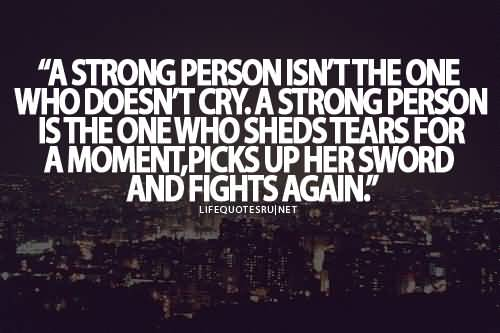 Quotes To Be Strong In Life 17