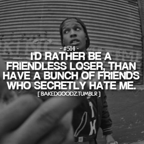 Rap Quotes About Friendship 06
