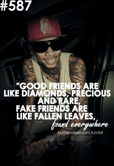 Rap Quotes About Friendship 13