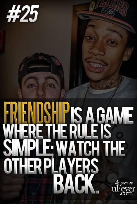 Rap Quotes About Friendship 16